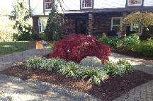 Landscaping - Shrubs, flowers